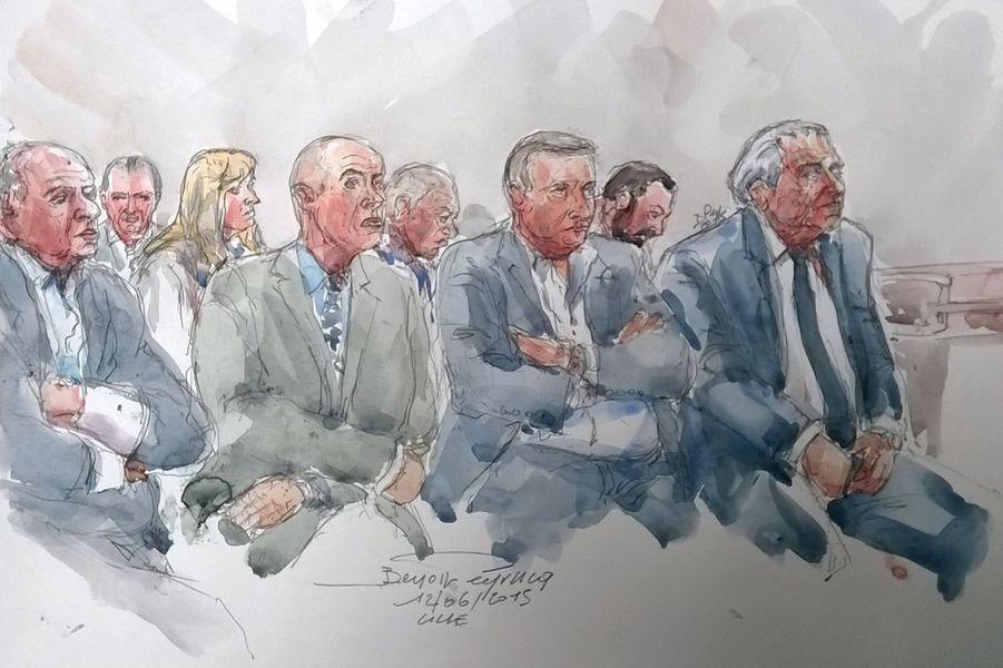 12 juin. DSK acquitté dans l'affaire du Carlton de Lille