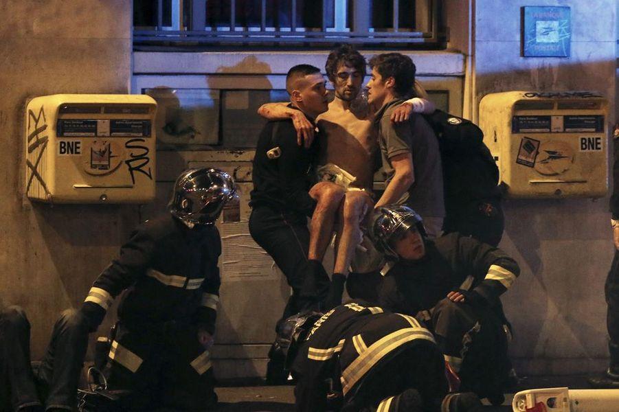13 novembre. Paris sous le choc des attentats coordonés qui feront 130 victimes