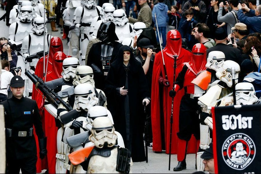 16 décembre. L'Empire Star Wars contre-attaque