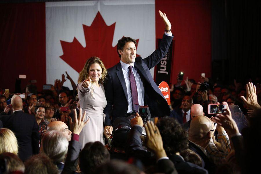19 octobre. Election législative au Canada: Justin Trudeau devient Premier ministre