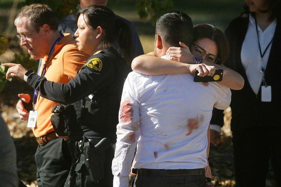 2 décembre. Tuerie à San Bernardino, en Californie