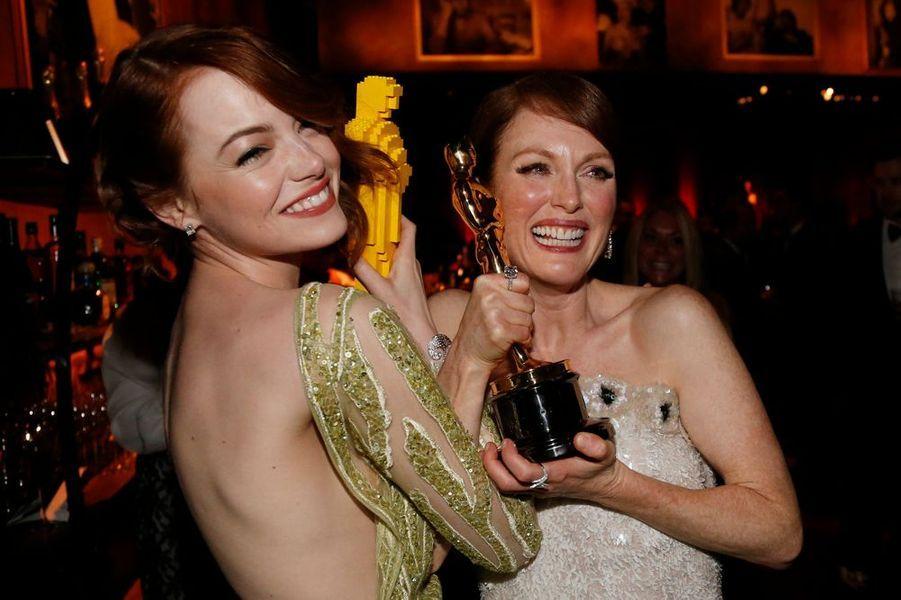 23 février. Hollywood aime les rousses: Julianne Moore remporte l'Oscar de la meilleure actrice