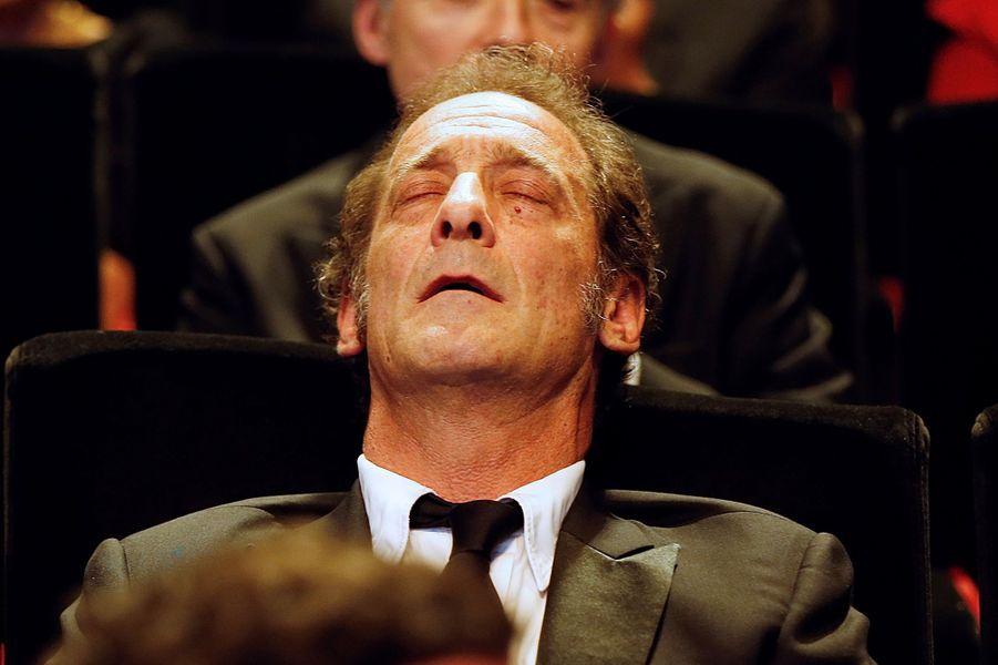 24 mai. Vincent Lindon récompensé au Festival de Cannes