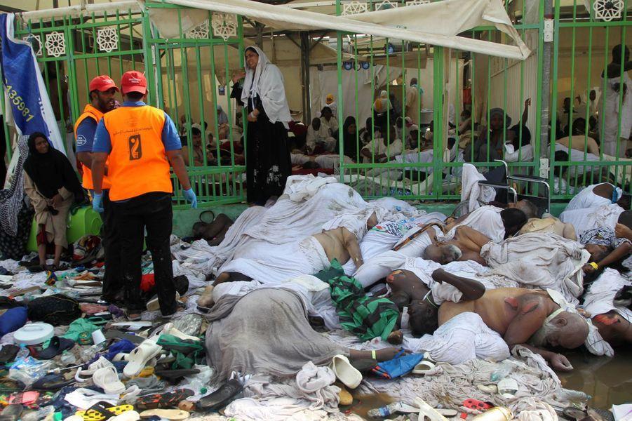 25 septembre. Une bousculade à La Mecque fait plus de 2000 victimes