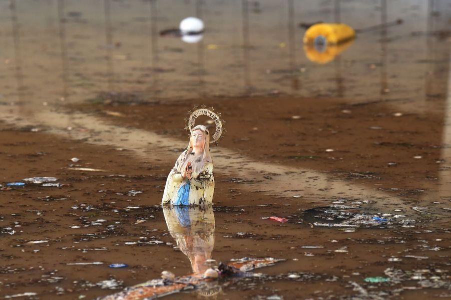 3 octobre. Inondations meurtrières dans les Alpes-Maritimes