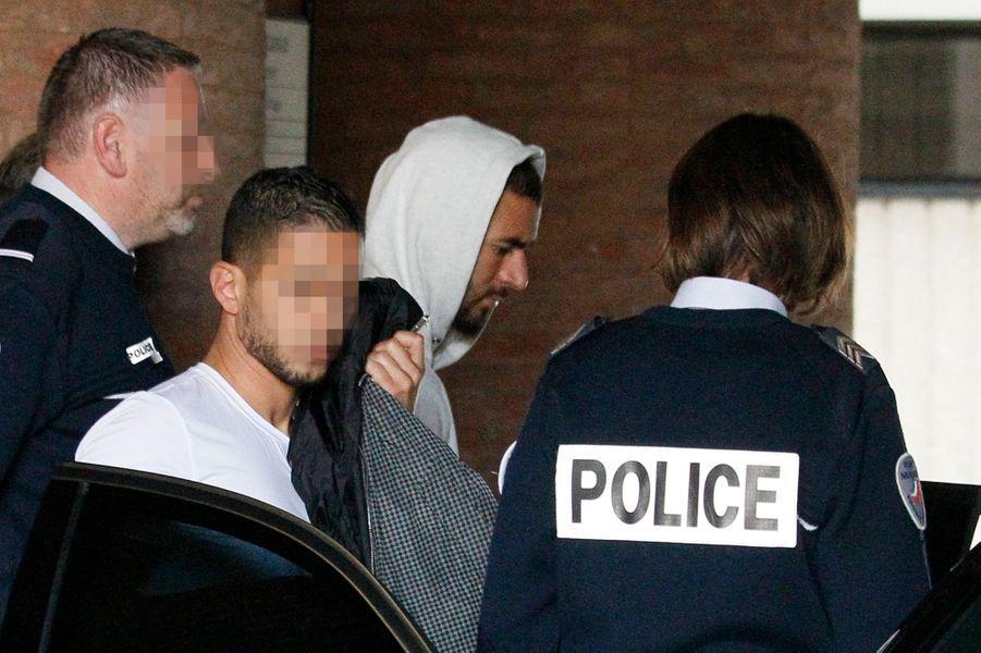 5 novembre. Karim Benzema mis en examen dans l'affaire de la sextape