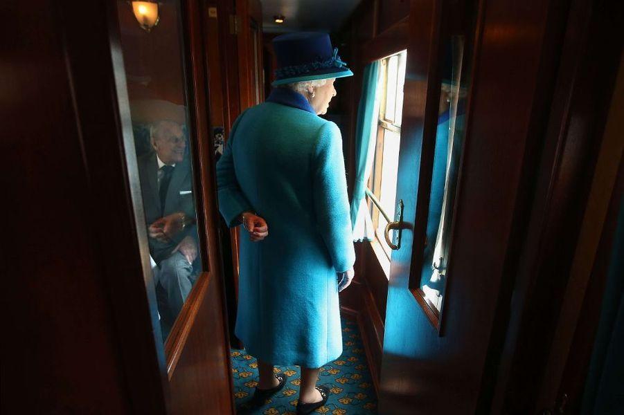 9 septembre. Record de longévité sur le trône d'Angleterre pour la reine Elizabeth II