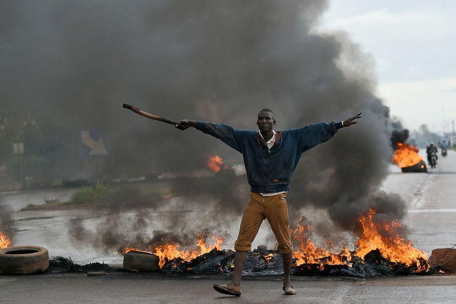 Septembre 2015. Climat insurrectionnel au Burkina Faso