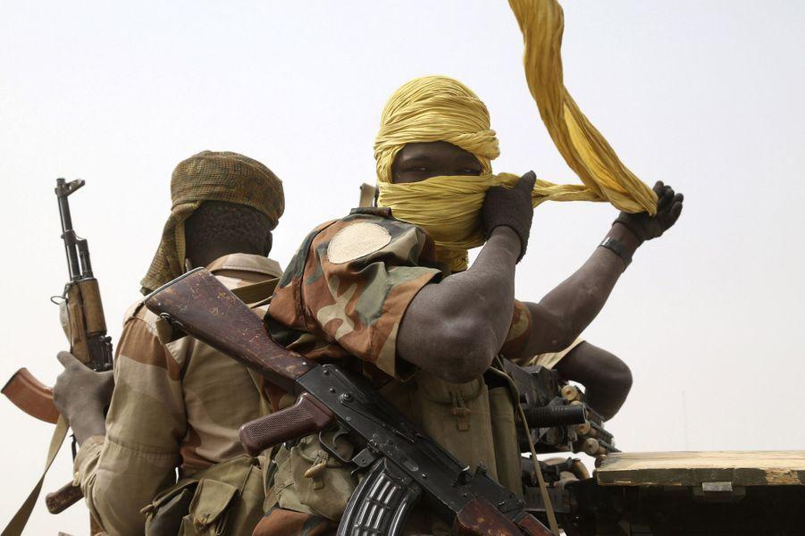 La traque des combattants de Boko Haram