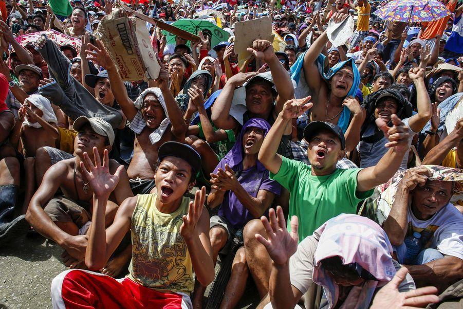 Le boxeur qui redonne le sourire aux Philippins