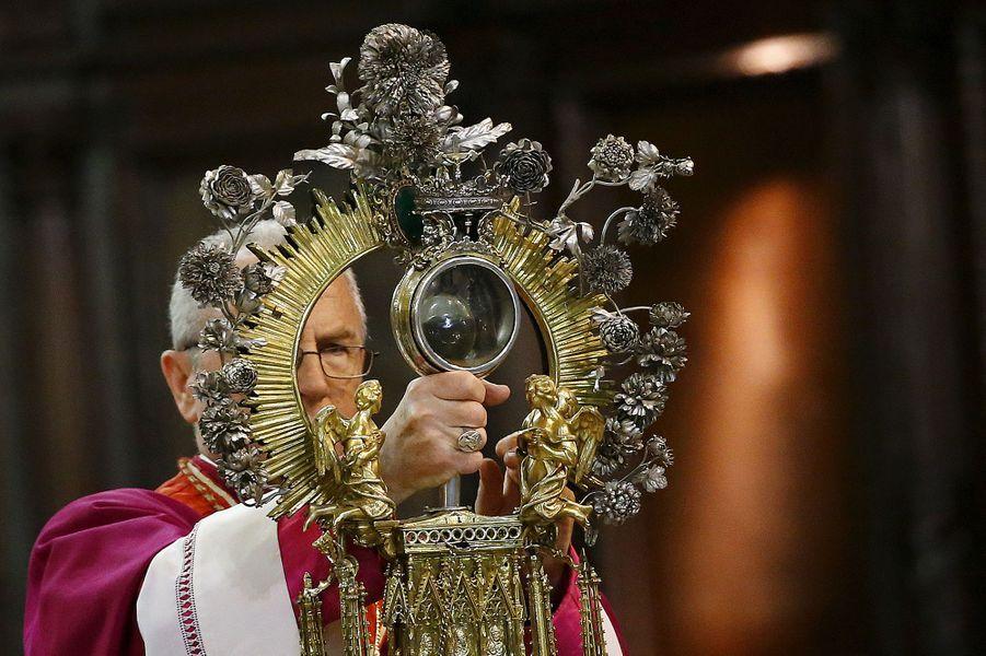 Le pape François en visite à Naples ce samedi
