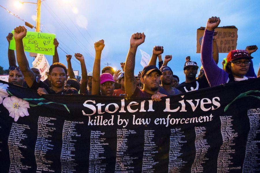 """Le racisme """"ordinaire"""" de la police américaine"""