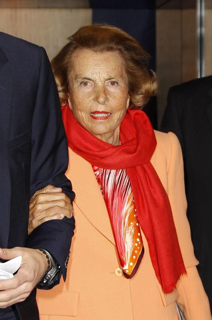 11ème: Liliane Bettencourt (L'Oréal): 36,1 milliards de dollars