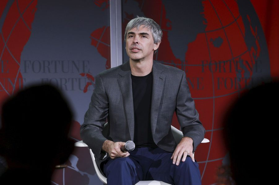 12ème: Larry Page (Google): 35,2 milliards de dollars