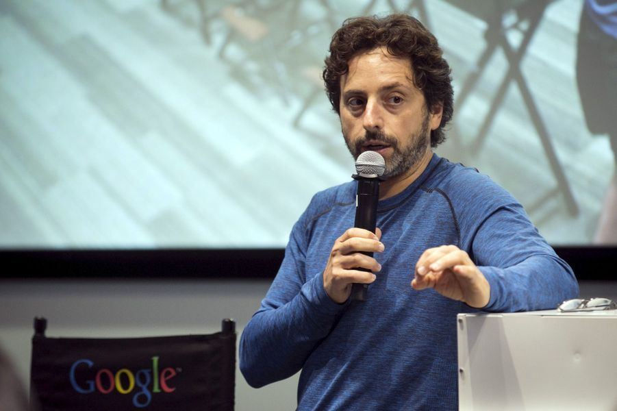 13ème: Sergey Brin (Google): 34,4 milliards de dollars