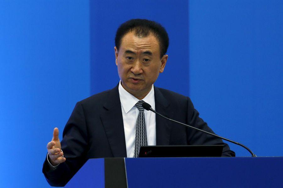 18ème: Wang Jianlin: 28,7 milliards de dollars