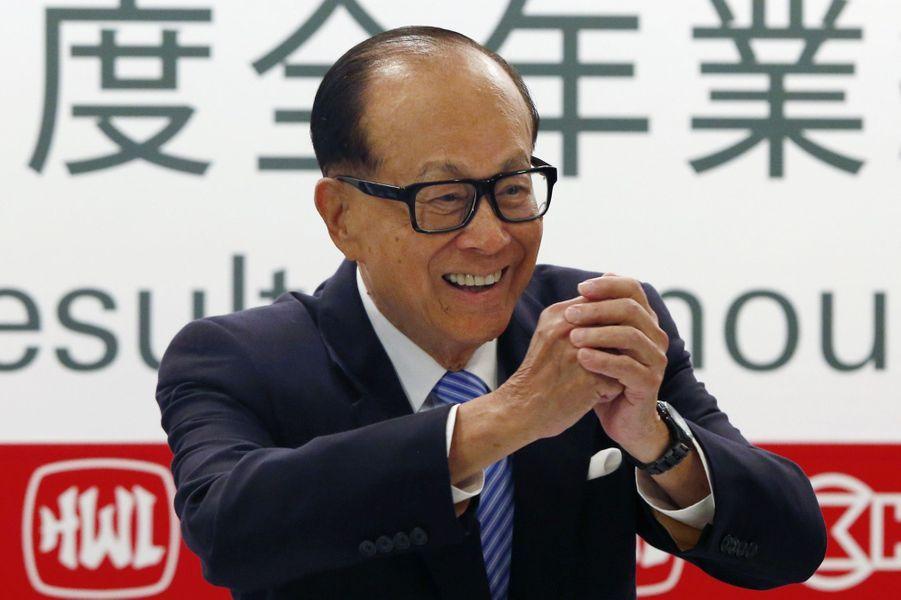 20ème: Li Ka-shing: 27,1 milliards de dollars