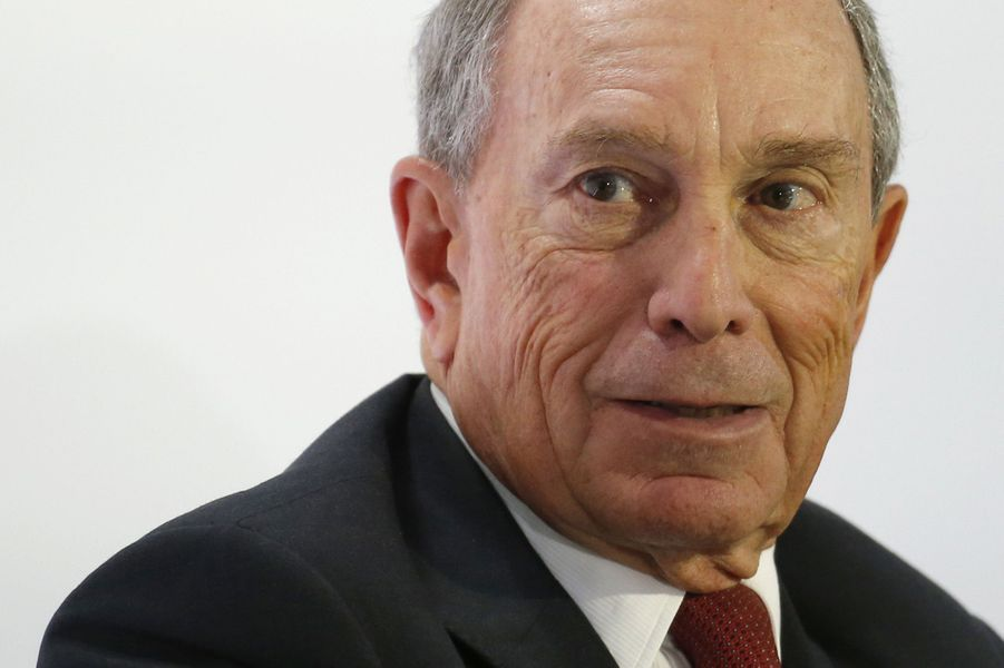 8ème: Michael Bloomberg: 40 milliards de dollars