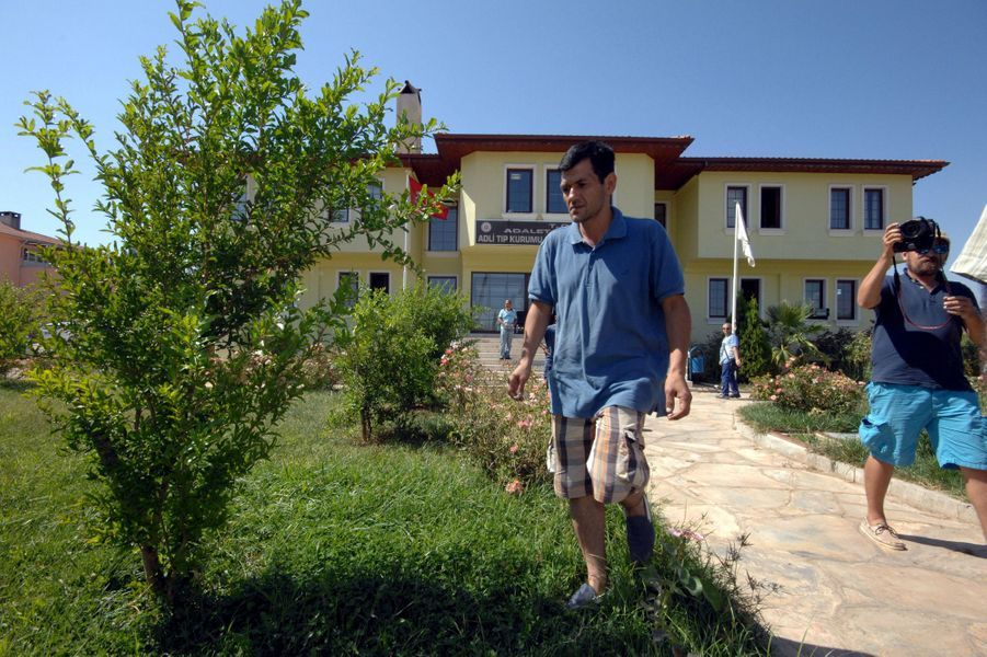 Le désespoir d'Abdullah, le père des enfants syriens dont les corps ont été retrouvés échoués sur une plage en Turquie