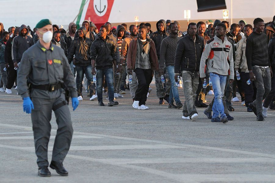 950 migrants seraient morts en Méditerranée depuis le début de l'année