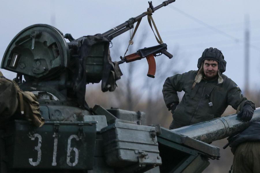 Les violences s'intensifient en Ukraine