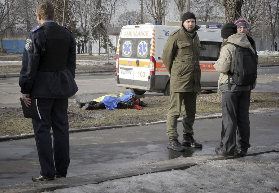 Attentat à Kharkiv