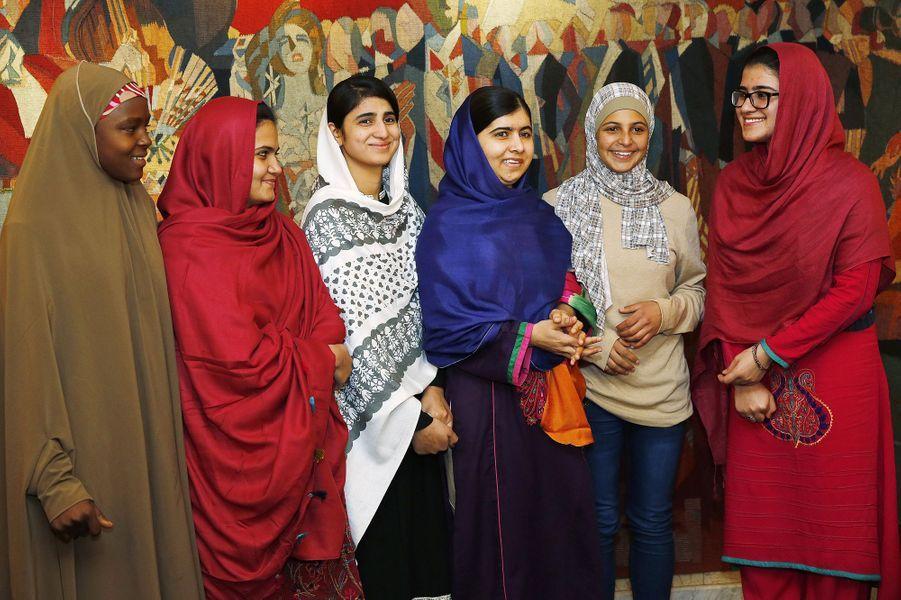 Malala et Kailash Satyarthi ont reçu le prix Nobel de la Paix ce mercredi à Oslo