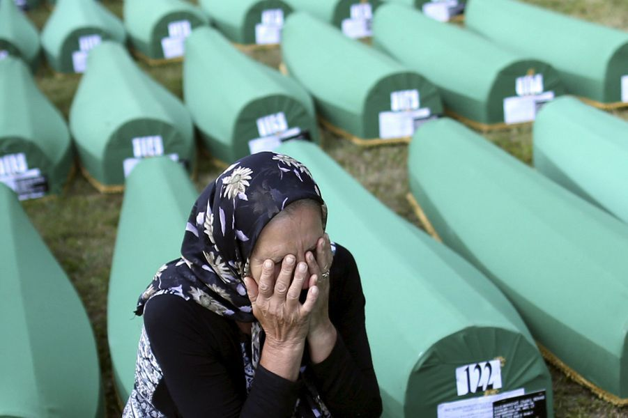 A Srebrenica, 136 victimes récemment identifiées seront enfin enterrées