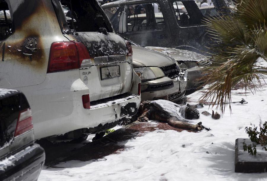Nouvel attentat-suicide contre une mosquée chiite