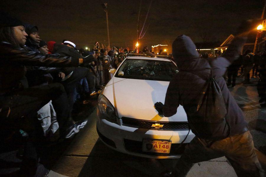 Des émeutes ont éclaté à Ferguson