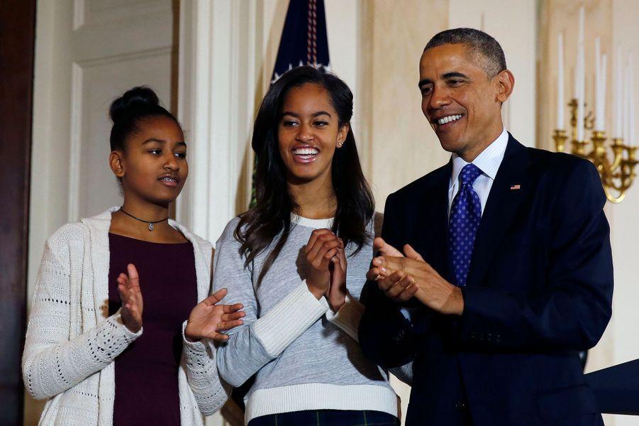 Pendant ce temps, Obama gracie les dindes