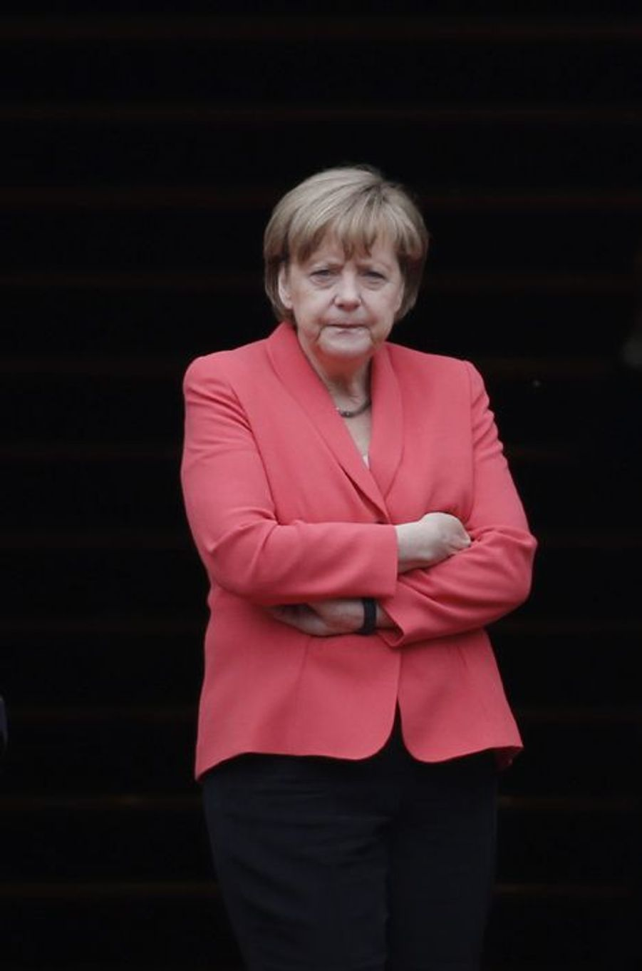 Angela Merkel au sommet du G7 en Bavière