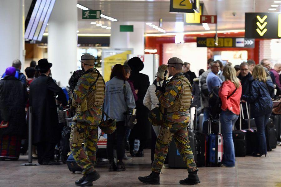 Les attentats du 22 mars avaient tué 22 personnes à Bruxelles