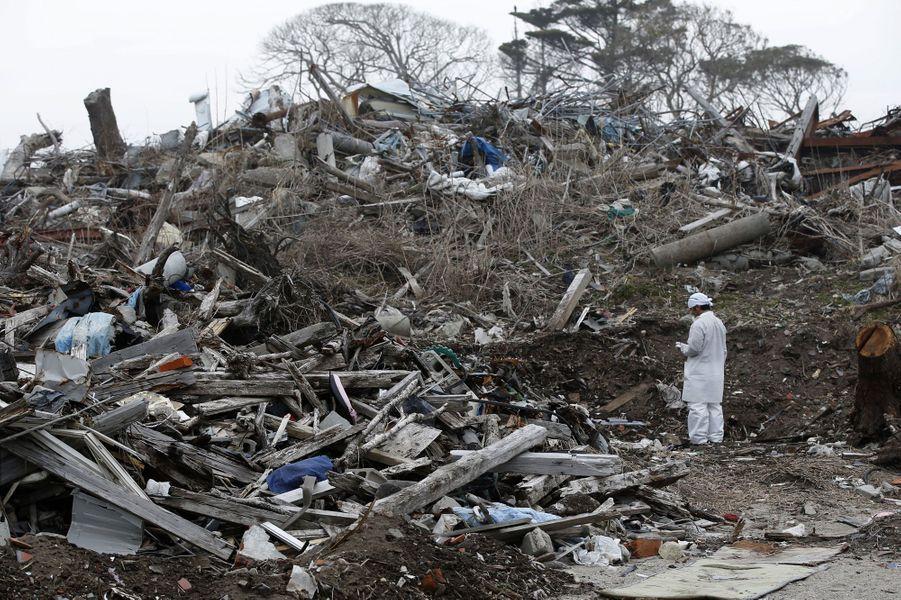 Quatre ans après la catastrophe