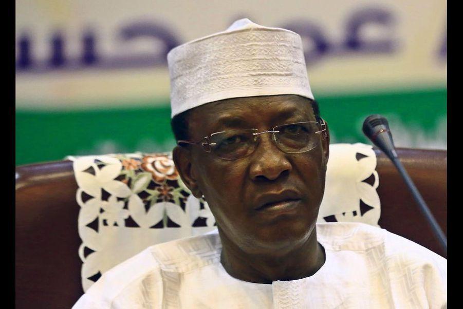 Idriss Déby Itno (Tchad, depuis 1990)