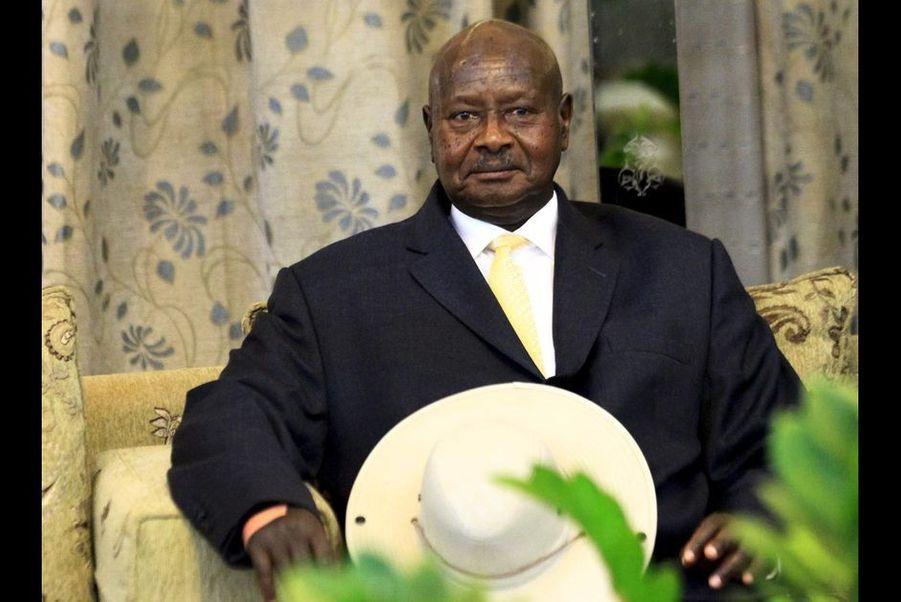 Yoweri Museveni (Ouganda, depuis 1986)
