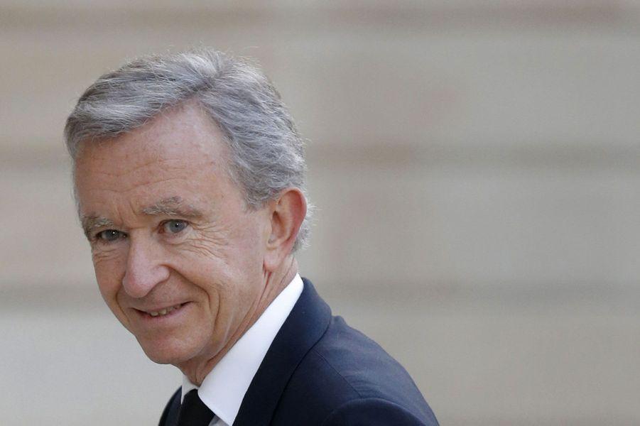Bernard Arnault, 37,2 milliards, France, LVMH