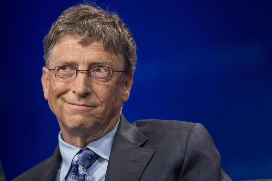 Bill Gates, 79,2 milliards de dollars, USA, Microsoft