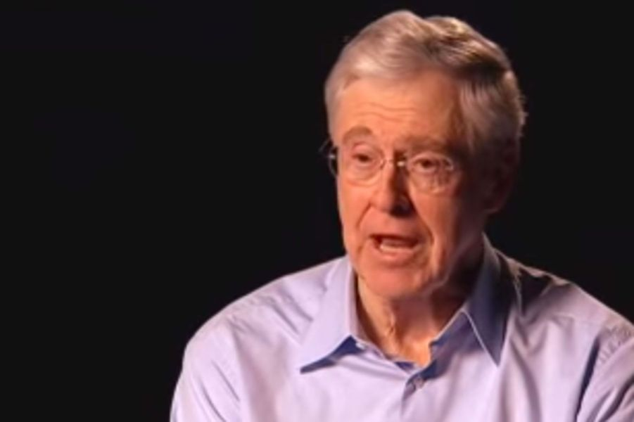 Charles Koch, 42,9 milliards, USA, Koch Industries
