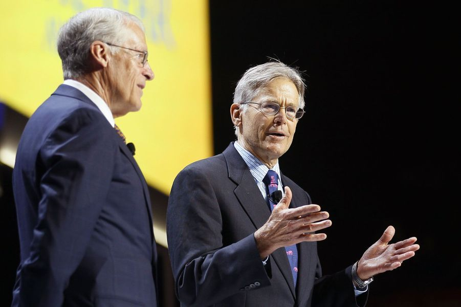Jim Walton, 40,6 milliards, USA, Wal-Mart