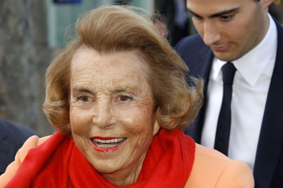Liliane Bettencourt, 40,1 milliards, France, L'Oréal