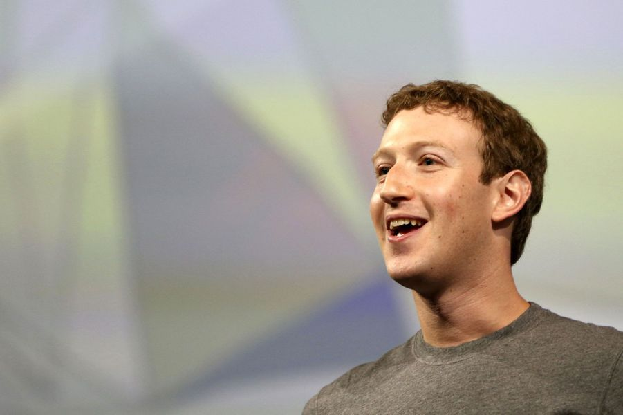 Mark Zuckerberg, 33,4 milliards, USA, Facebook