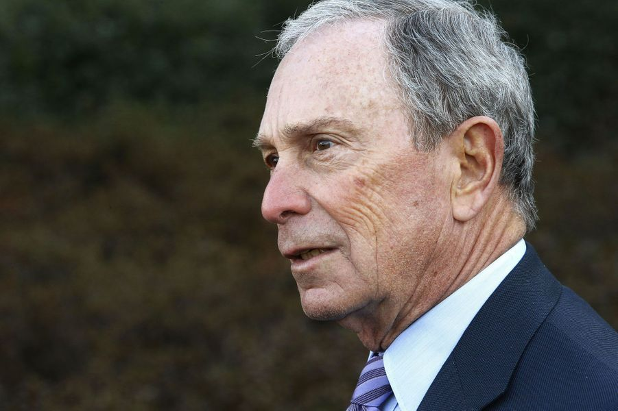 Michael Bloomberg, 35,4 milliards, USA, Bloomberg