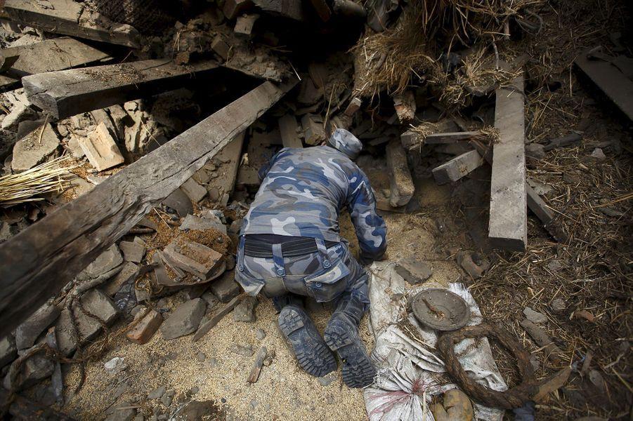 Le séisme au Népal a causé la mort d'au moins 2000 personnes