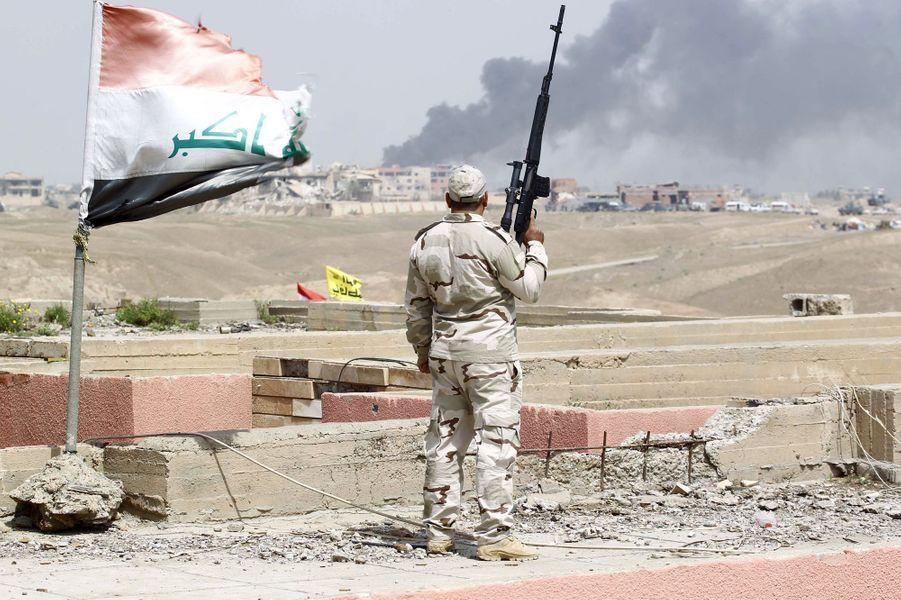 Soupçons de violation des droits de l'Homme à Tikrit