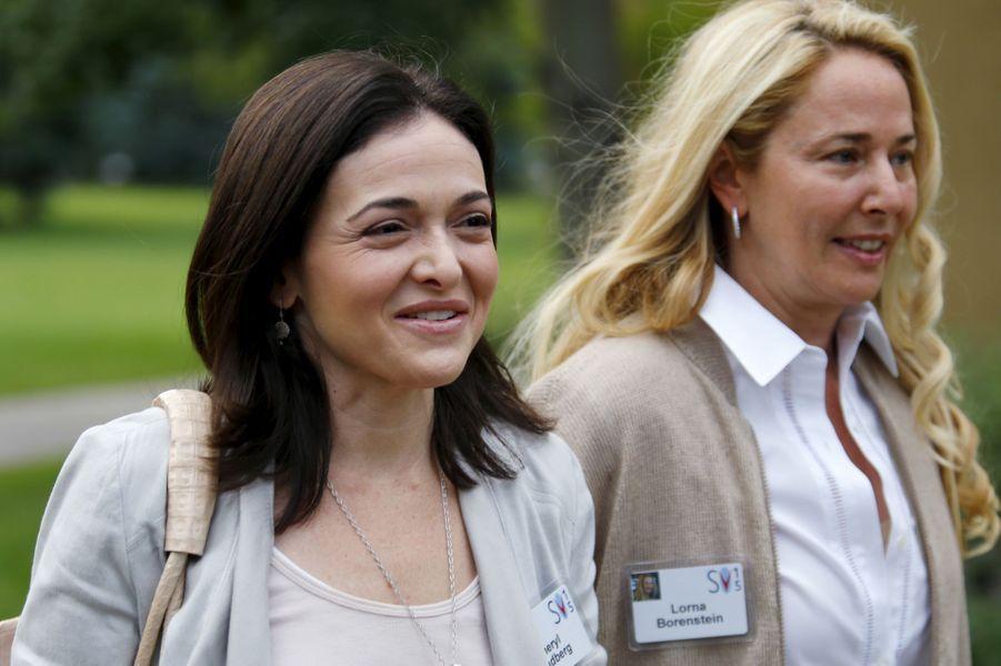 Sheryl Sandberg, la numéro deux de Facebook
