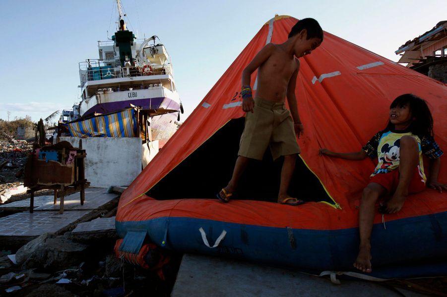 Tacloban a besoin de vous