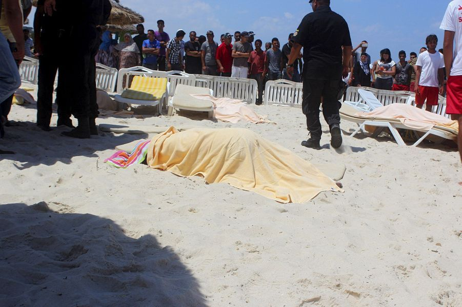 Tunisie. Les images du massacre