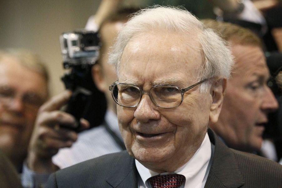 N°12: l'investisseur Warren Buffett