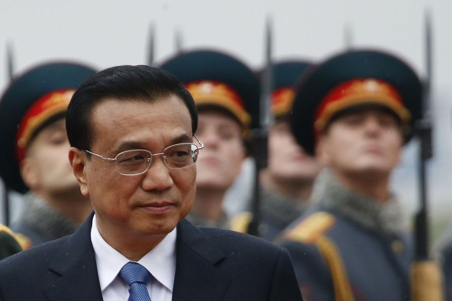 N°13: le Premier ministre chinois Li Keqiang